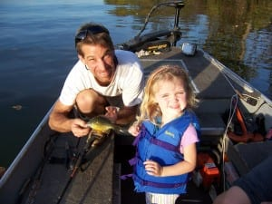 Do your kids like to fish and be outdoors?