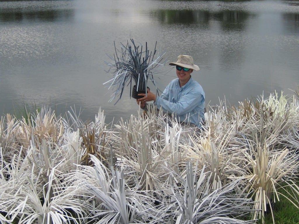 Fishiding cradle model structurespot for Artificial fish habitat