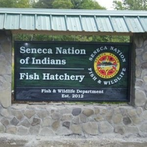 Seneca Nation Hatchery