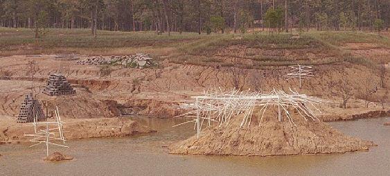pvc fish habitat