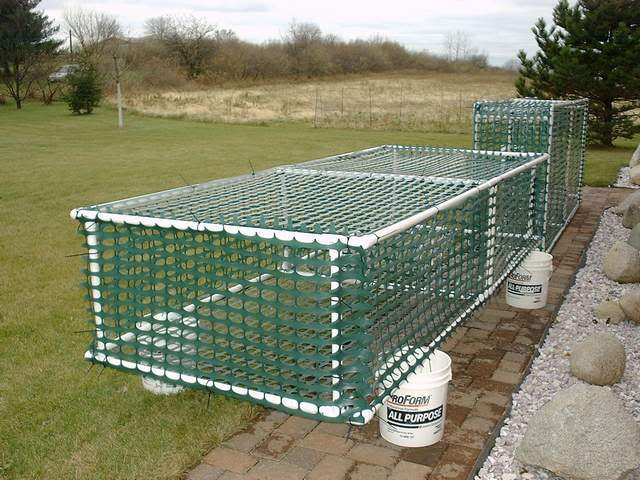 fish habitat cages