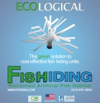 FISHIDING artificial fish attractors