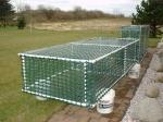 cage fish  habitat