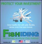 Fishding reclaimed fish habitat